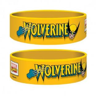 Wolverine - Rubber Wristband